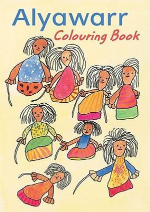 Alywarr Colouring Book