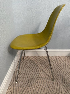 Modernica Case Study Chair (Chartreuse Side Shell H Base)