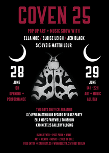 POP UP EXHIBIT / COVEN 25