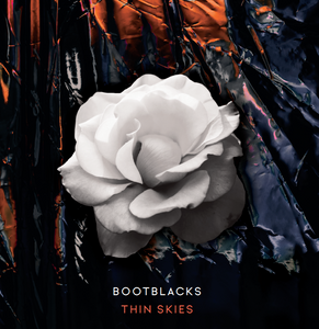 BOOTBLACKS / THIN SKIES Album Artwork