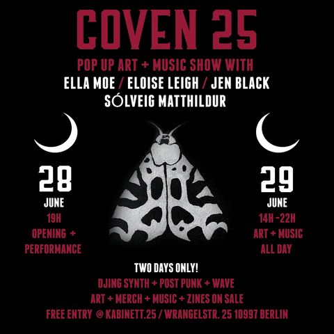 Coven 25 Group Exhibit 2019