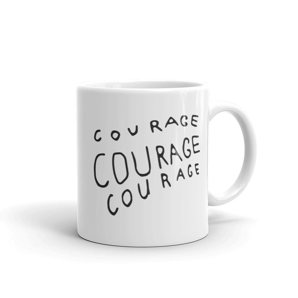 MUG / Courage Stipe - Jen Black
