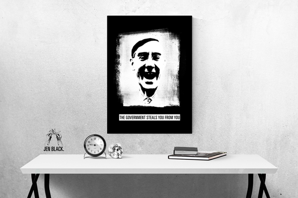 ART PRINT / Government - Jen Black