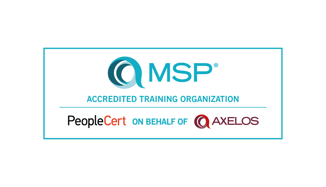 MSP® Foundation & Practitioner eLearning & Online Exams - 12 months access