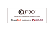P3O® Foundation eLearning & Online Exam - 12 months access