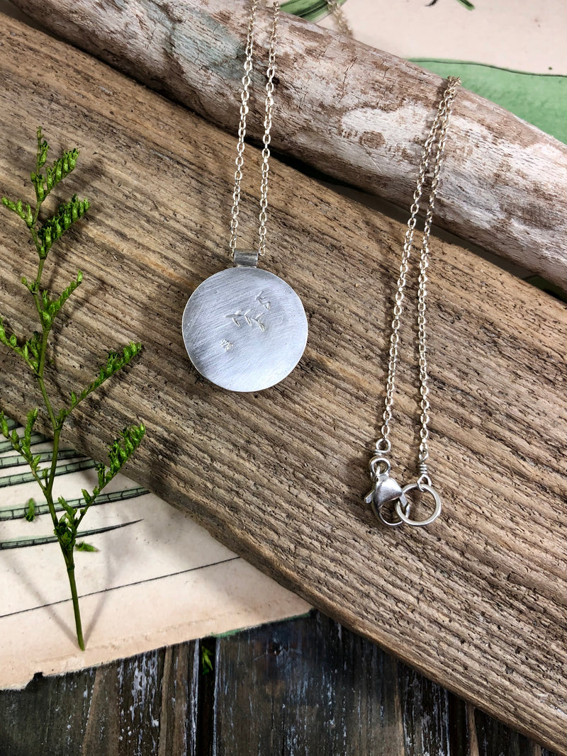 Framed Forest Necklace 3