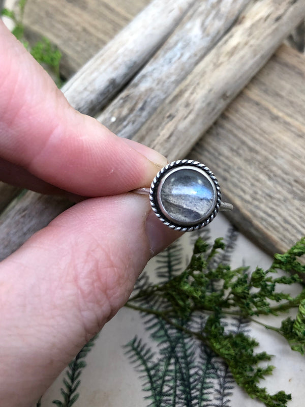 Total Eclipse Ring
