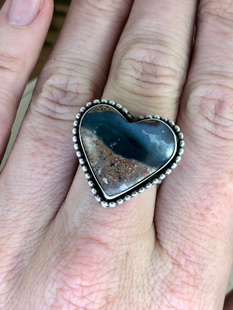 Heart Of The Ocean Ring