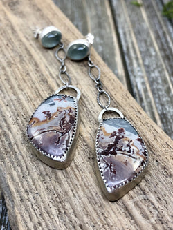 Plantingseed Potato Blight Non-Drought Earrings Earrings