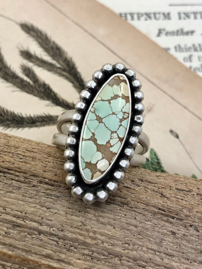 Sand Hill Turquoise Ring