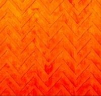 Load image into Gallery viewer, Luxe Cuddle Embossed Chevron Orange