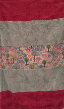 Load image into Gallery viewer, Fantasy Woods Strip on Luxe Cuddle Carnation Hide