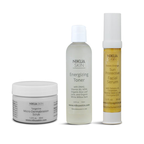 Basic Skin Care Collection - Set of 3