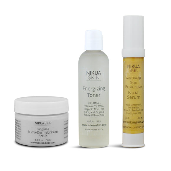 Basic Skincare Set of 3