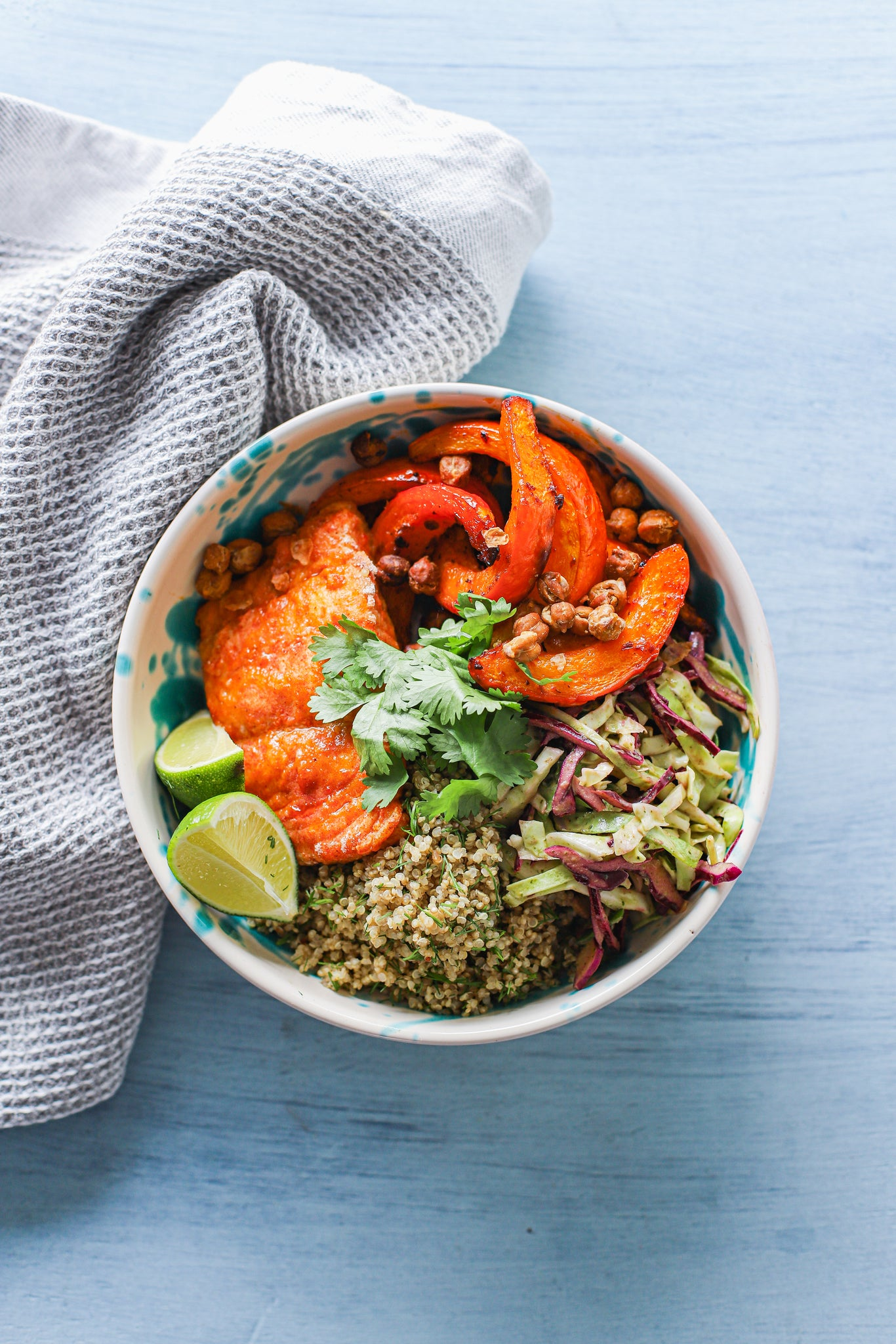 MEXICAANSE QUINOA BOWL