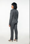 Piper Window Panel Suit - Bryla J Couture