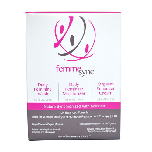 Starter/Travel Kit - FemmeSync