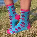 DS001 Jellyfish bamboo sock by Dark Soles Socks New Zealand