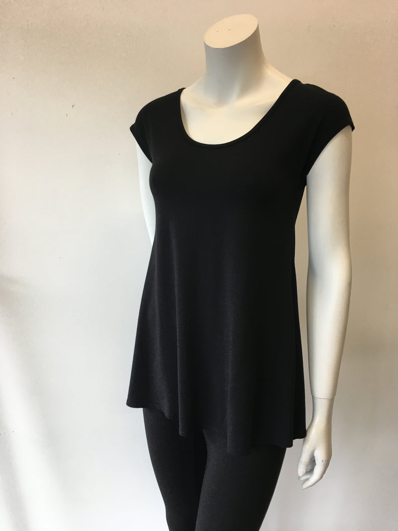 Swing Tee - Cap Sleeve