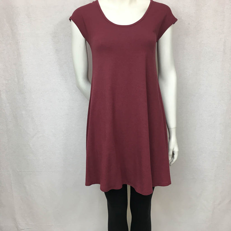 Swing Tunic - Cap Sleeve