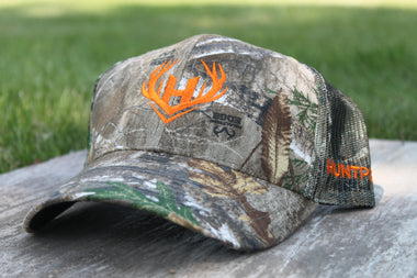 Realtree Edge Camo Hat w/ Mesh Back