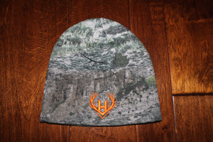 Mossy Oak Camo Stocking Hat