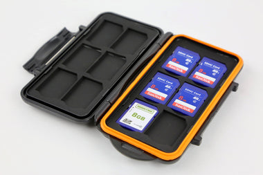 Compact Trail Camera SD Card Case