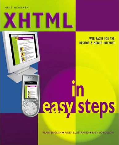 XHTML books