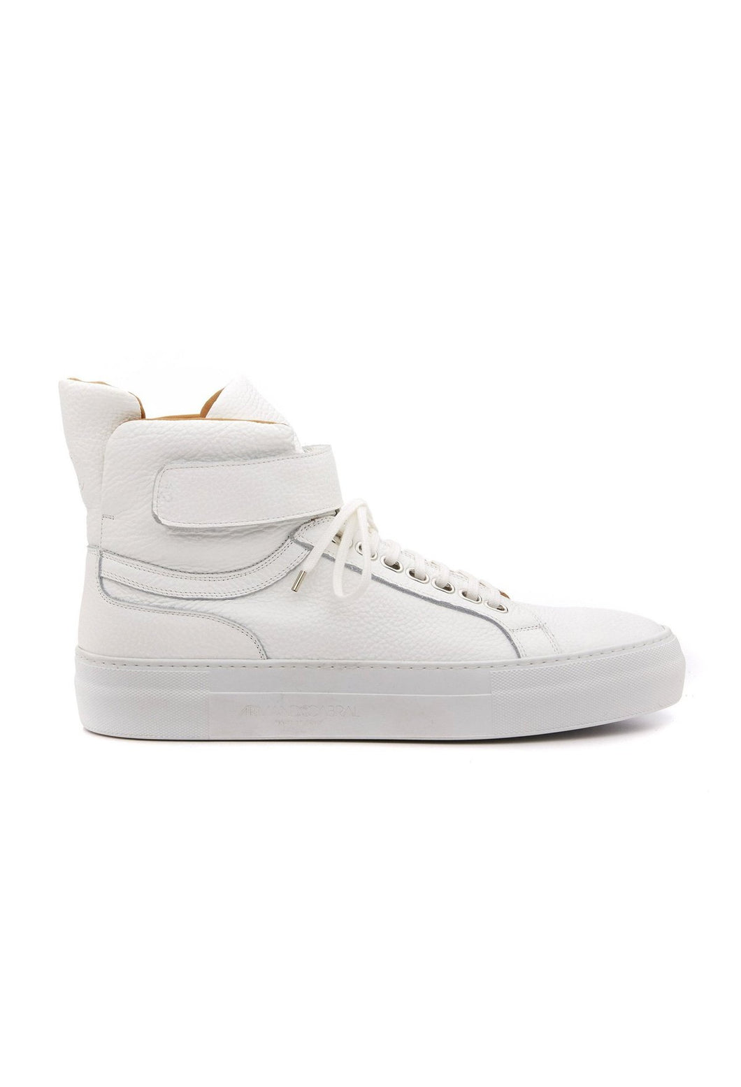 ARMANDO CABRAL Broome High Top Trainer - WHITE / ANTHRACITE