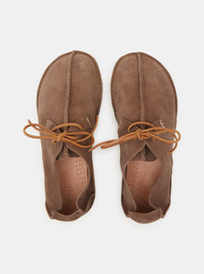 YOGI FOOTWEAR - Caden Centre Seam Suede - TAUPE - Handcrafted in Portugal