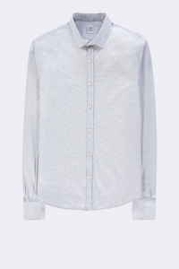 GOOD PEOPLE Select Jersey Shirt - LIGHT BLUE - LAST PIECE