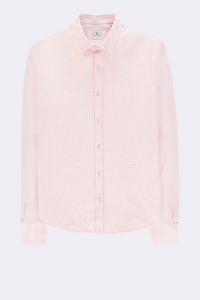 GOOD PEOPLE Select Jersey Shirt - LIGHT PINK - LAST PIECE
