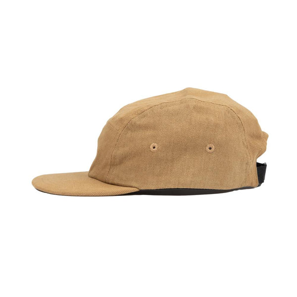 FOLK Five Panel Cap - TAN