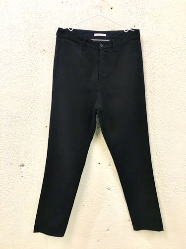 HOMECORE Alphreef Pants - BLACK - LAST PIECE