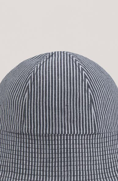 YMC Baseball Cap - MULTI / HICKORY STRIPE