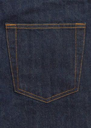 ALBAM Japanese Denim Taper Fit Jean - INDIGO