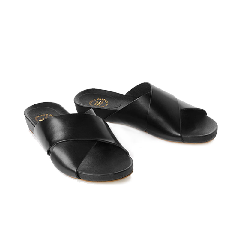 ATP Doris Sandals - BLACK