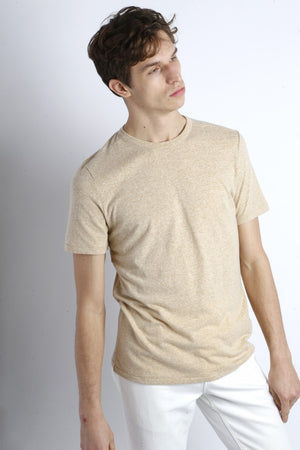 HOMECORE Rodger Chine T-Shirt - LARK — LAST PIECE