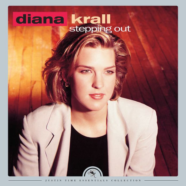 Diana Krall - Stepping Out Exclusive Aubergine Vinyl