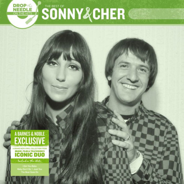 Sonny & Cher - Drop the Needle on the Hits The Best of Sonny & Cher Exclusive Limited Edition Vinyl LP