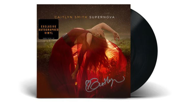 Caitlyn Smith - Supernova Exclusive Black vinyl