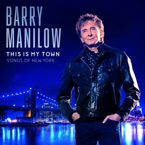 Barry Manilow - This Is My Town Songs Of New York Exclusive Limited Edition Vinyl [Condition VG+NM]