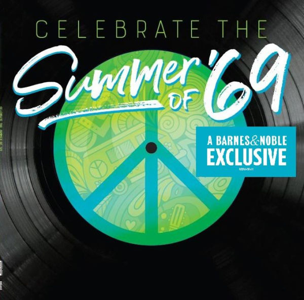 Celebrate Woodstock - Celebrate the Summer of '69 Limited Edition Exclusive Vinyl [Condition VG+NM]