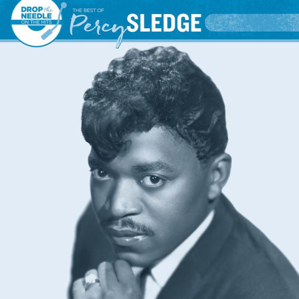 Percy Sledge - Drop the Needle On the Hits Best of Percy Sledge LP Vinyl [Condition VG+NM]