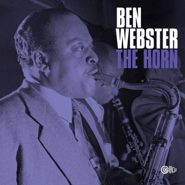 Ben Webster - Horn Exclusive Limited Edition Purple Vinyl [Condition VG+NM]