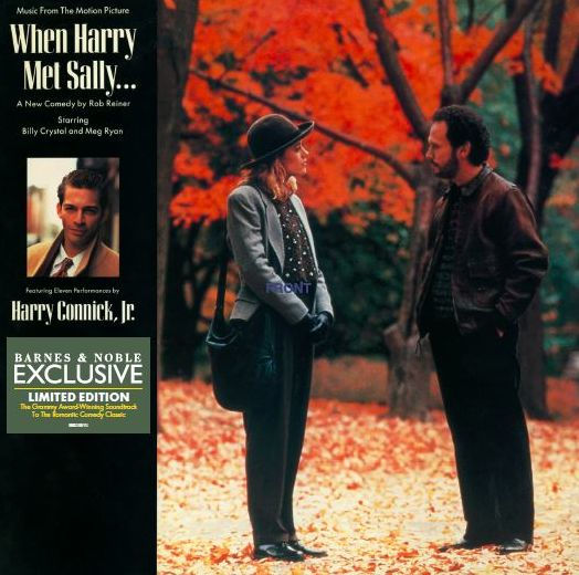 Harry Connick Jr. - When Harry Met Sally Music from the Motion Picture Exclusive Limited Edition Vinyl [Condition VG+NM]
