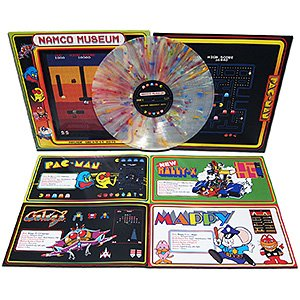 Namco Museum: Arcade Greatest Hits [vinyl] Various Artists