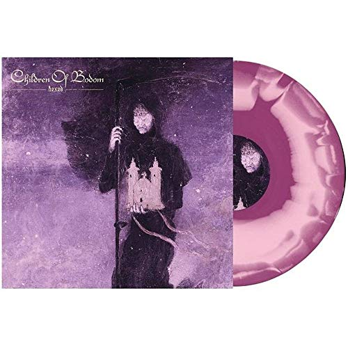 Children of Bodom - Hexed [Exclusive Pink & Purple Swirl LP Vinyl]