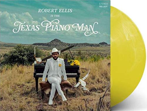Texas Piano Man (Exclusive Limited Edition Colored Vinyl)
