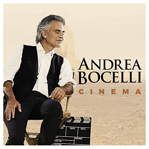 Andrea Bocelli - Cinema Exclusive Limited Edition Vinyl 2LP